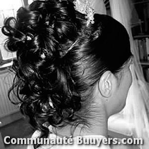 Logo Salon de coiffure Mickael Roman