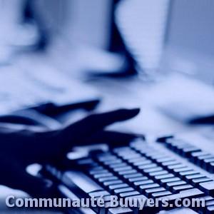 Logo Avec Vous Informatique