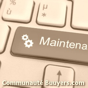 Logo Bennai Soufiane Maintenance informatique