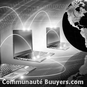 Logo Conseils Systemes Informatiques (c.s.i) service au particulier