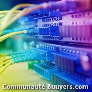Logo Infotech Network service au particulier