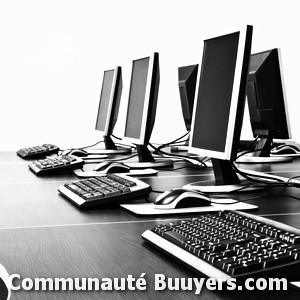 Logo Orditechnics Maintenance informatique