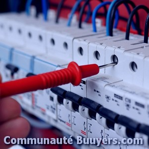Logo A.T.I Electricité bon artisan pas cher