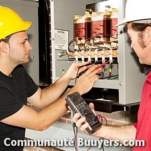 Logo Amélioration Confort Electrique Urgence électricité