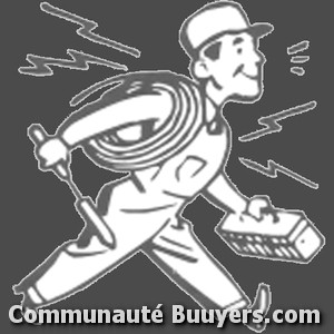 Logo BAT-RENOVE Artisan électricien