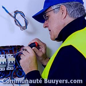 Logo BL ELEC Artisan électricien