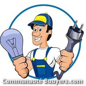 Logo BLUE MDV bon artisan pas cher