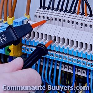 Logo Bticino Aux Etablissements Keller  Installateur Réparateur Artisan électricien