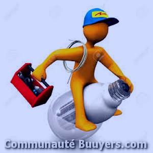 Logo Bunas Tony Artisan électricien