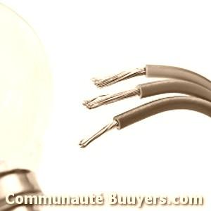 Logo Elec & Solar Systèmes Urgence électricité