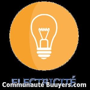Logo Electricité Alos
