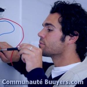 Logo Electricité Bancigny Artisan électricien