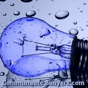 Logo Electricité Chaumergy