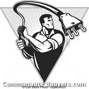 Logo Electricité Corneilla-de-Conflent