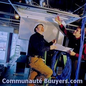 Logo Electricité Couteuges bon artisan pas cher