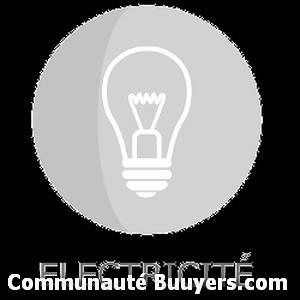 Logo Electricité Dommartin-la-Chaussée