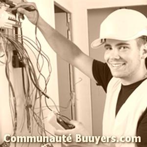 Logo Electricité Domprix Urgence électricité