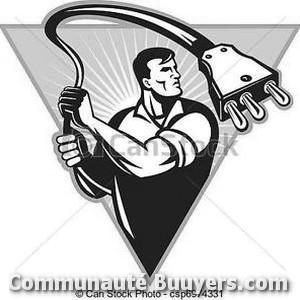 Logo Electricité Fourqueux