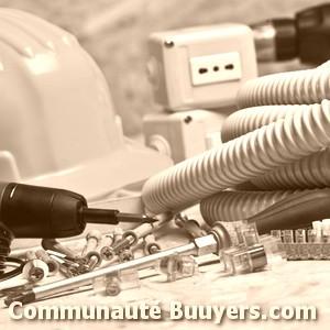 Logo Electricité Huez bon artisan pas cher