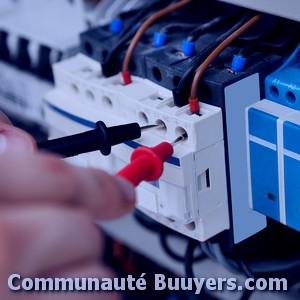 Logo Electricité Les Hogues Urgence électricité