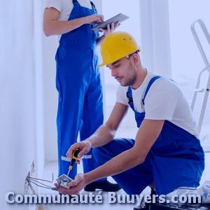 Logo Electricité Marcieux bon artisan pas cher