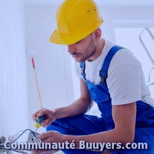 Logo Electricité Mas-d'Auvignon bon artisan pas cher