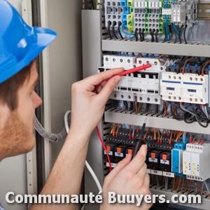 Logo Electricité Montseron Dépannage électricité