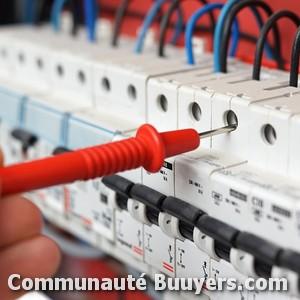 Logo Electricité Romescamps