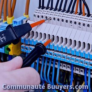 Logo Electricité Romillé Artisan électricien