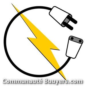 Logo Electricité Saint-Amandin