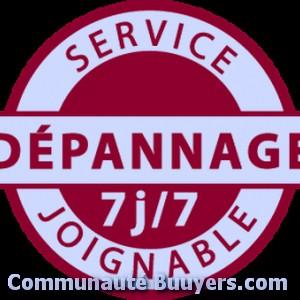 Logo Electricité Saint-Sauveur-en-Puisaye