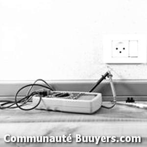 Logo Electricité Vieuzos Artisan électricien