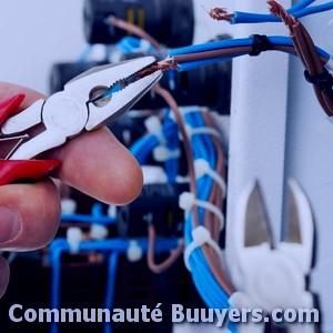 Logo Fassier Cyril Dépannage électricité