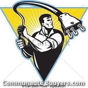 Logo Fred'elec Urgence électricité