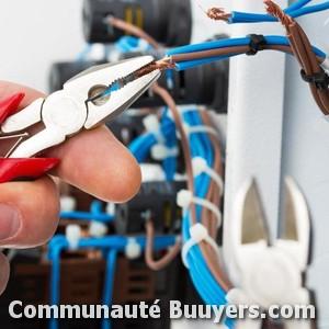 Logo Laine Marc Dépannage électricité
