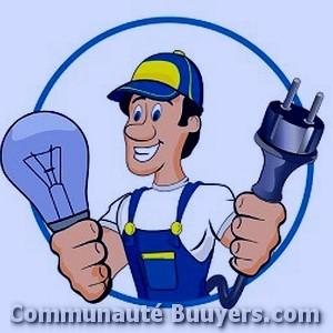 Logo Lannoy Electricité