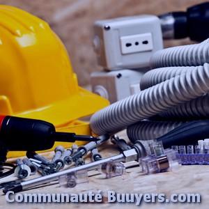 Logo L'Electricien Urgence électricité
