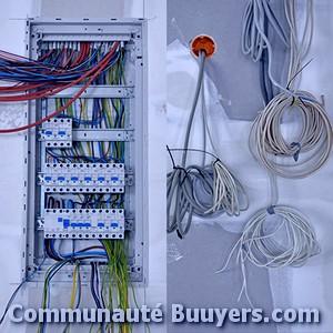 Logo M. Chambert Dimitri Dépannage électricité