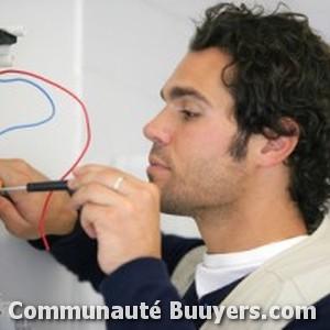 Logo Rapide Elec bon artisan pas cher