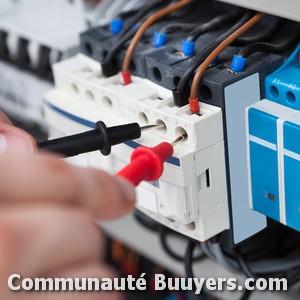 Logo RDS Electricité Domotique