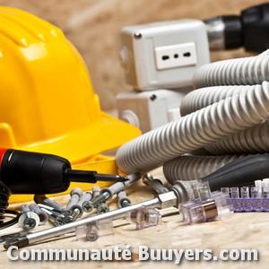 Logo Sarl Ag Tec Dépannage électricité