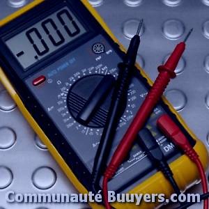 Logo Schneider ABC Ababord Electricité  Installateur