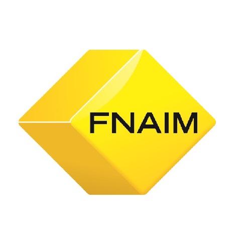Logo Fnaim Delon Immobilier Real Estate Company Adhérent Syndic