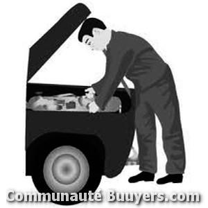 Logo Abarth Fla Automobiles  Distributeur