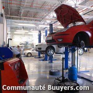 Avis ad expert garage brethom adh rent garages for Garage ad avis