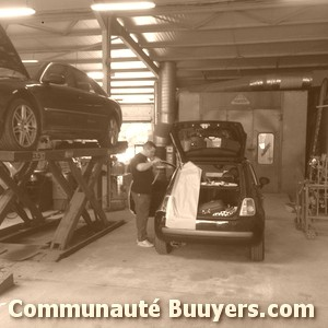 Logo AD Garage Auto Services  Agent
