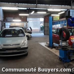 Logo Auto Primo Garage Merle  Entreprise indépendante