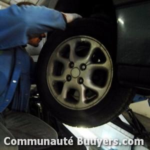 Logo Centre de réparation automobile 83