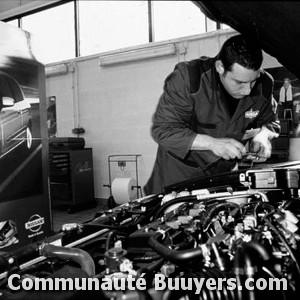 Logo Citroen Garage Dambri  Réparateur agréé