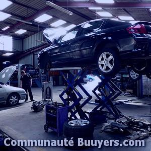 Logo Fast Auto Services